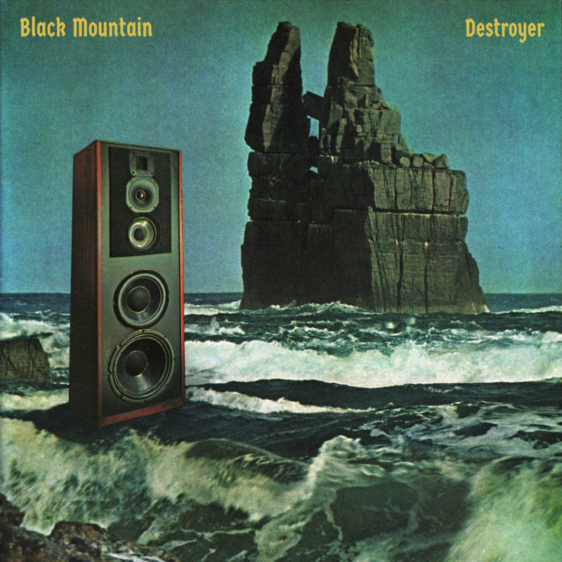 black mountain , destroyer